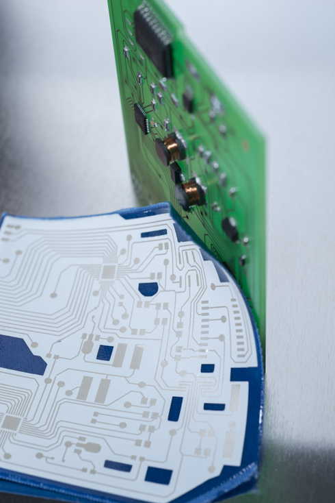 Printed Electronics and Materials Facility image